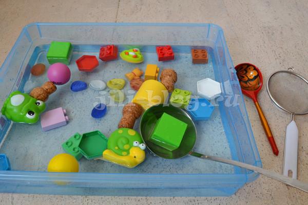 Сенсорные коробки для детей 2 лет своими руками 46