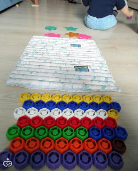 Сделать коврик от плоскостопия своими руками 56