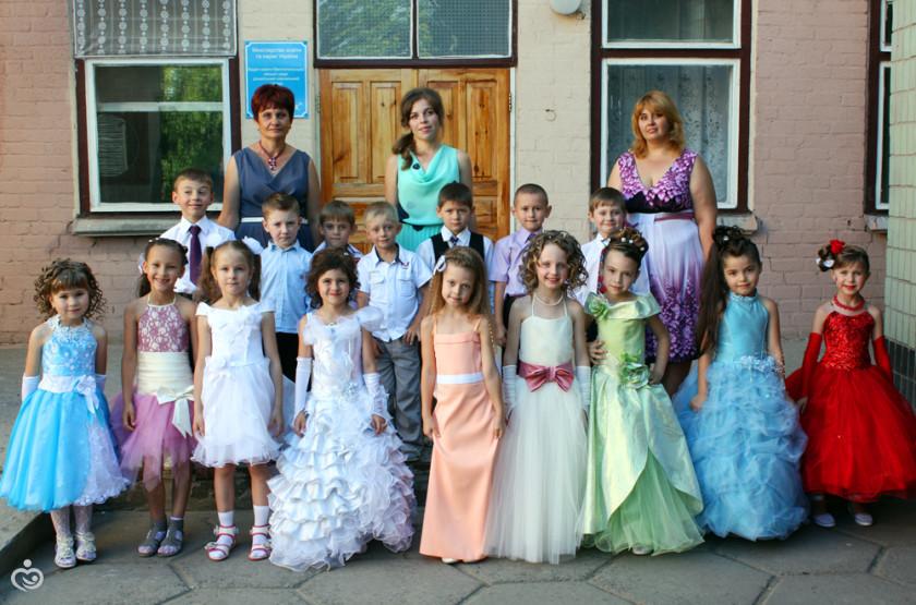 Выпускное платье 2016 фото для детского сада 120
