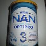 NAN® 3 OPTIPRO®-отличное молочко для подросшего малыша)