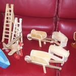 итальяскому мастеру деревянных игрушек 97 лет