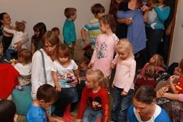 Небольшой фото-отчёт о празднике, которым мы завершали МНС в Курске