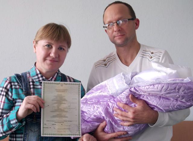 Как получить свидетельство о рождении ребенка с отцом иностранцем