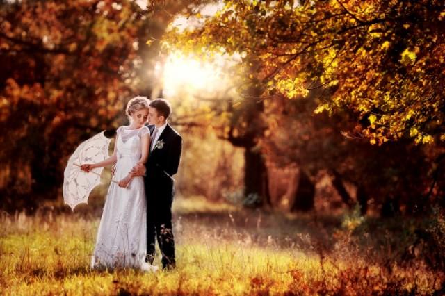 Свадьбы в октябре, на ПОКРОВ 14 октября! Кто расписывался?