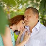 ❤ Оксана и Владимир. ❤