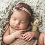 Кто должен присутствовать на фотосессии новорожденных?