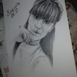 Рисую портреты по фото!)))