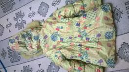 Куртка зимняя р 110