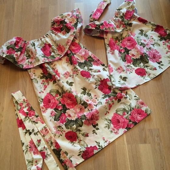 Комплект платьев Фэмилилук