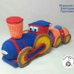 Вязаные игрушки в наличии и на заказ