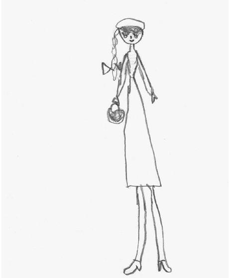 Пример интерпретации детского рисунка.