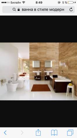 Помогите спланировать ванную в стиле модерн