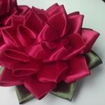 Бантики из лент, резиночки, заколочки, в общем - украшения для девочек! Фото.