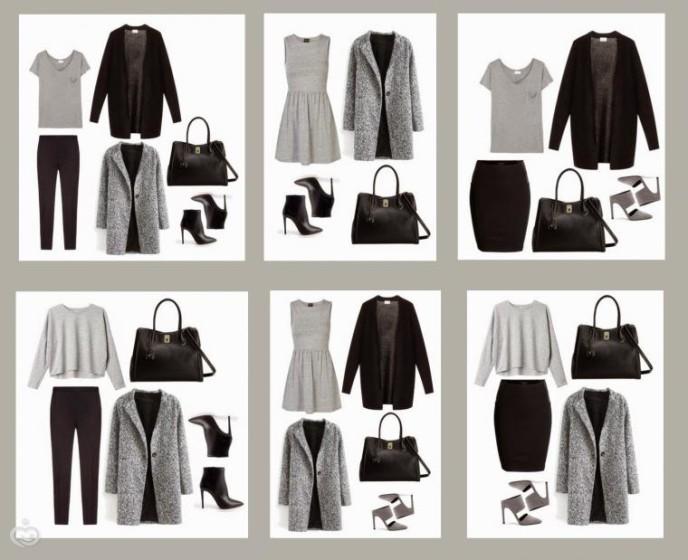 Наличие в вашем шкафу правильно подобранных предметов базового гардероба навсегда отметает проблему «что надеть?».