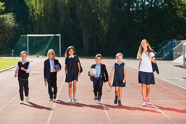 Собираем ребенка в школу: пошаговая инструкция