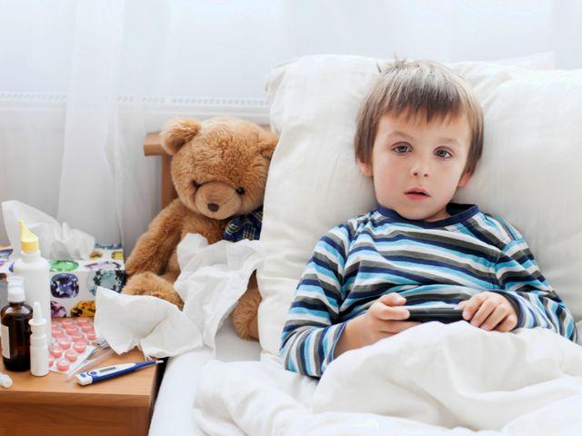 Каким образом оплачивается больничный по уходу за ребенком
