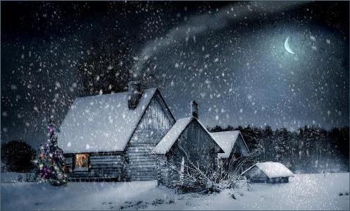 Что такое снег (Рождественская сказка)