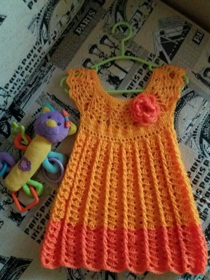 Платье для дочи