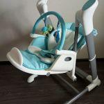 Наш шикаааарный стул-качели Unico Nuovita!