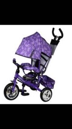 Купили доче велосипед !